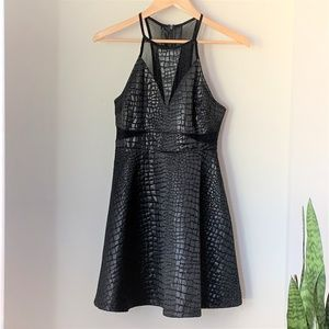 Little Black ASTR Label Dress, Size M